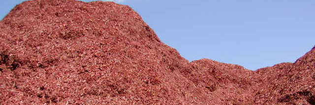 Native Texas Tree Mulch delivered right to your home!